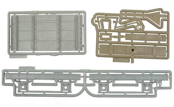 Building a 16mm scale Slater's War Department Railway D Type wagon