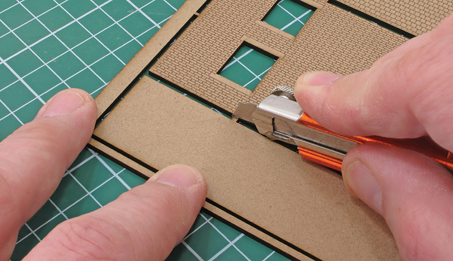 How to customise a laser-cut kit