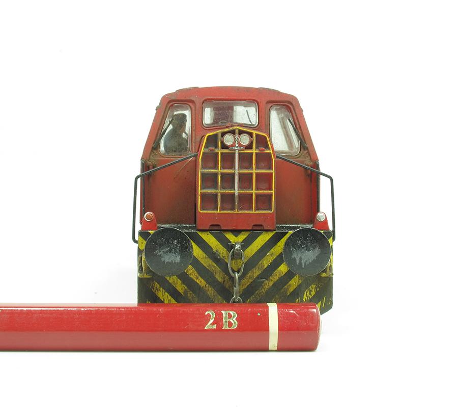 BRM Railway modelling Hornby Sentinel OO gauge buffer beams