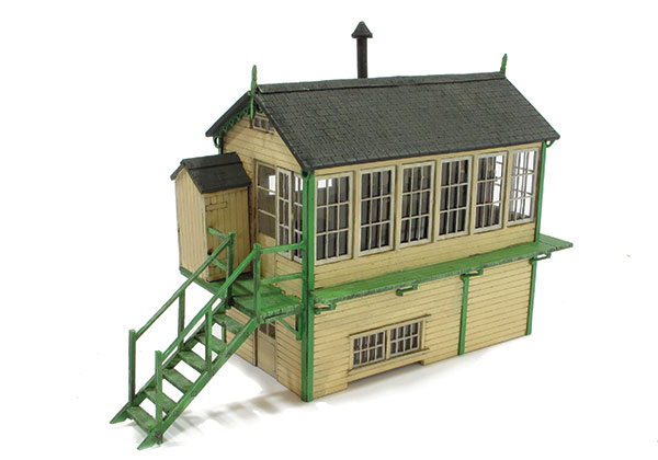 How to build a laser-cut signal box kit