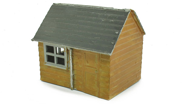 Build a burning hut