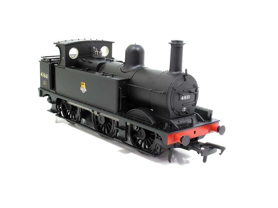 00 gauge weathering Bachmann Midland 1F 0-6-0T 1