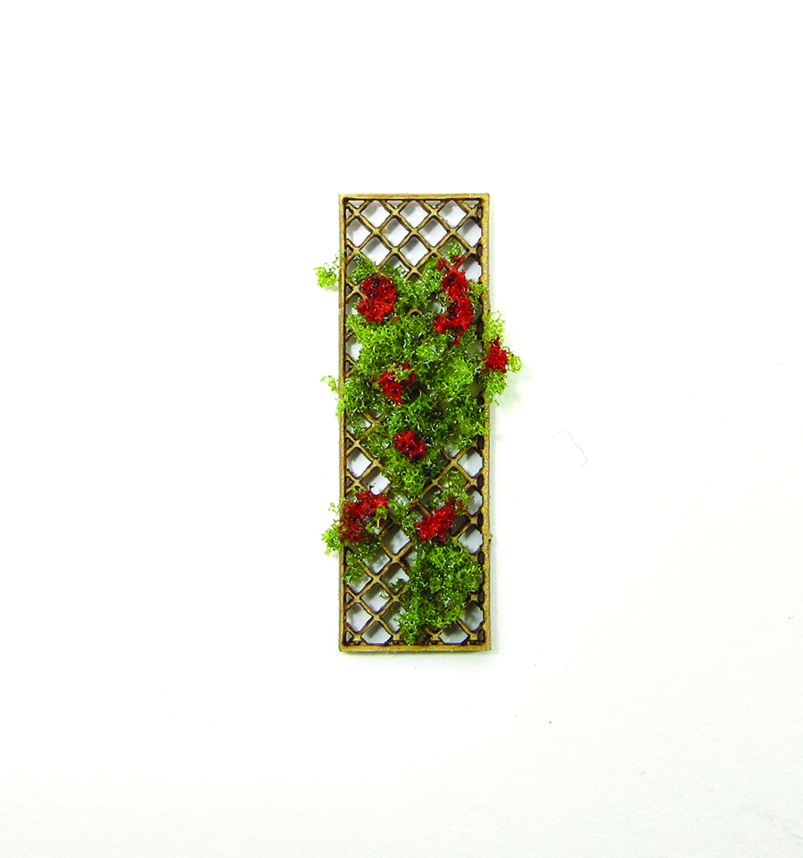 How to build a Metcalfe card kit advanced techniques trellis