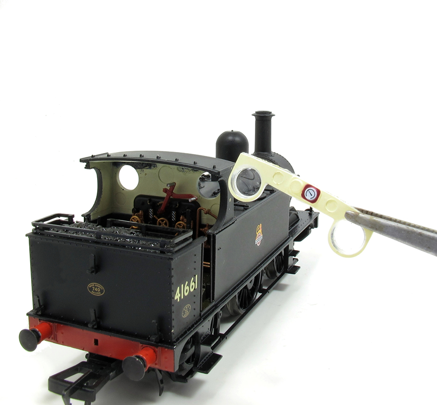 00 Gauge weathering Bachmann Midland 1F 0-6-0T 2