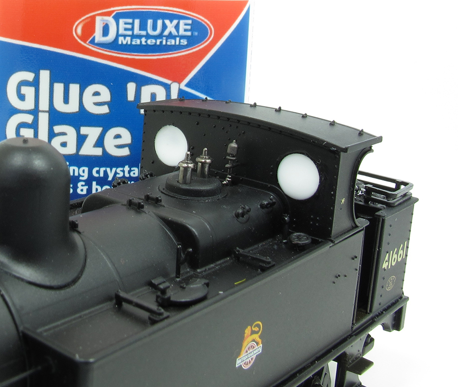 00 Gauge weathering Bachmann Midland 1F 0-6-0T 3