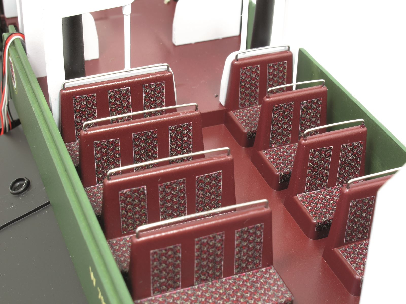 Model Railway Heljan Railbus O Gauge