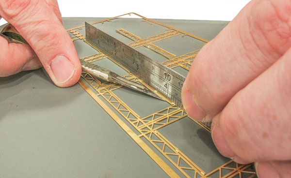 How to build a pit head for your model railway