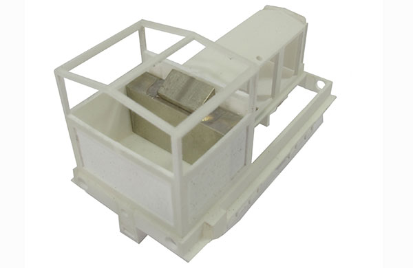 How to build a shunter