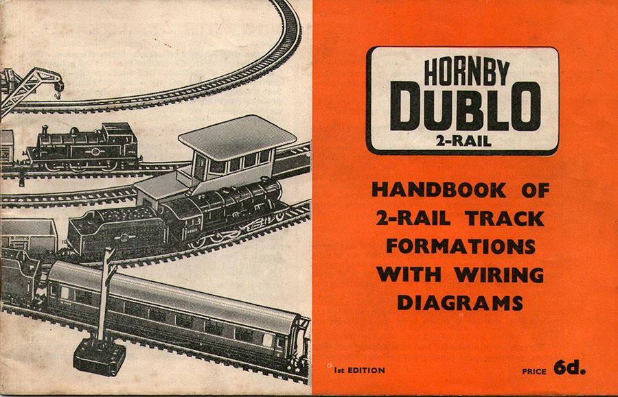 Hornby Dublo 2-rail