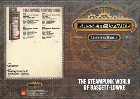 Steampunk World Bassett Lowke Hornby