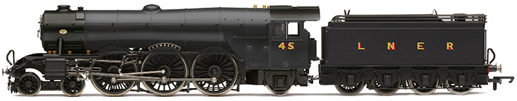 Hornby A3 Lemberg