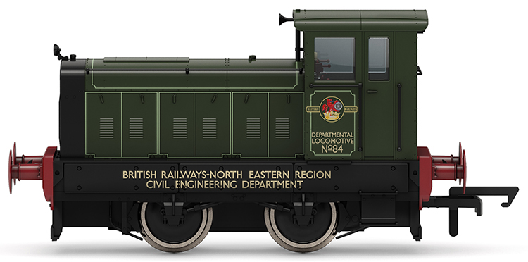 Hornby Ruston & Hornsby 88DS