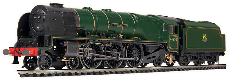 Hornby R3918 Dublo City Of Leicester