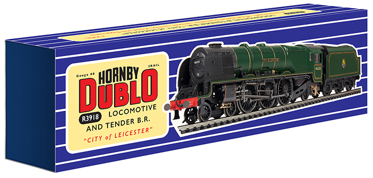 Hornby Dublo City of Leicester R3918