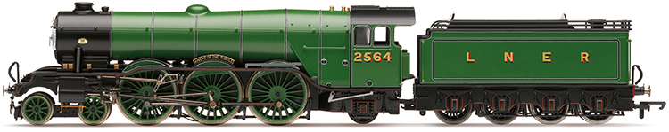 Hornby A1 King of the Thistle
