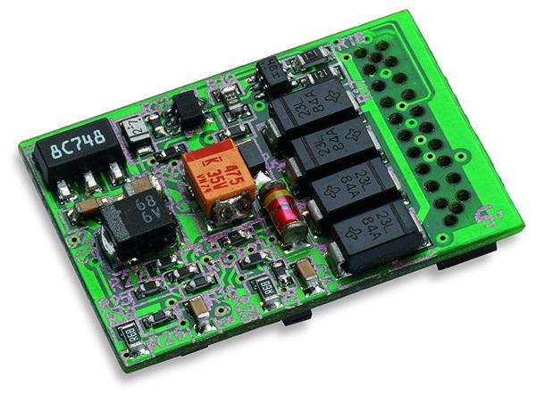 Hornby R8245 decoder