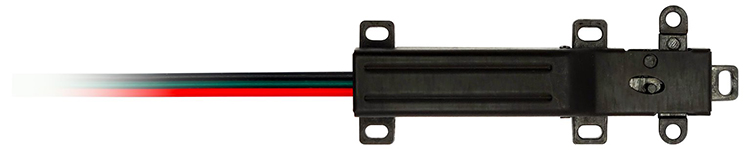 Rails Connect above board point motor
