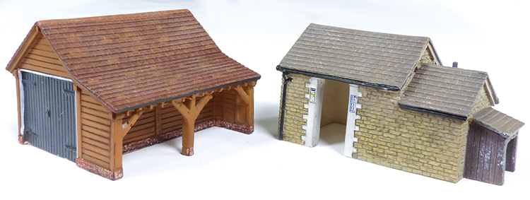 Hornby Skaledale buildings