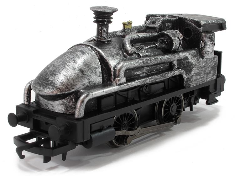 hornby basset-lowke steampunk