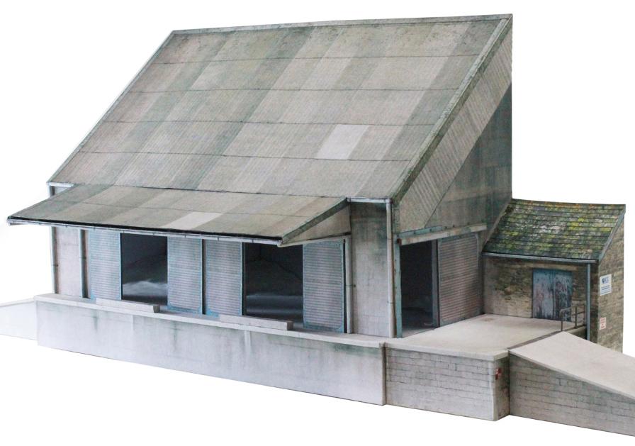 Scalescenes T029 China Clay Loading kit