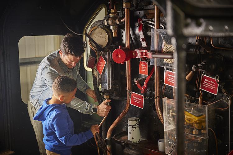 Engine House Severn Valley Railway