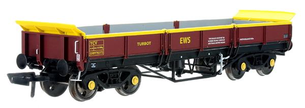 Dapol O gauge Turbot wagon