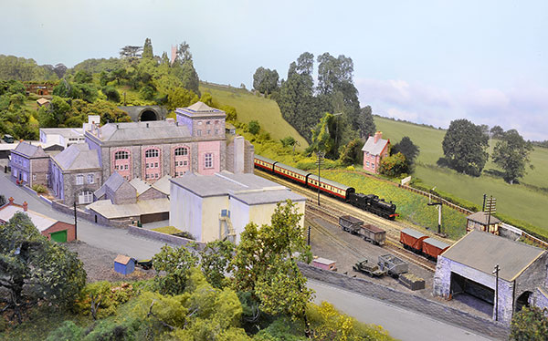 Wickwar in N gauge