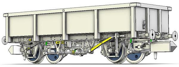 Zander ZKV revolution trains
