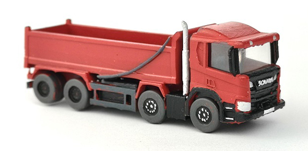 Osborns Models 8x4 truck n gauge