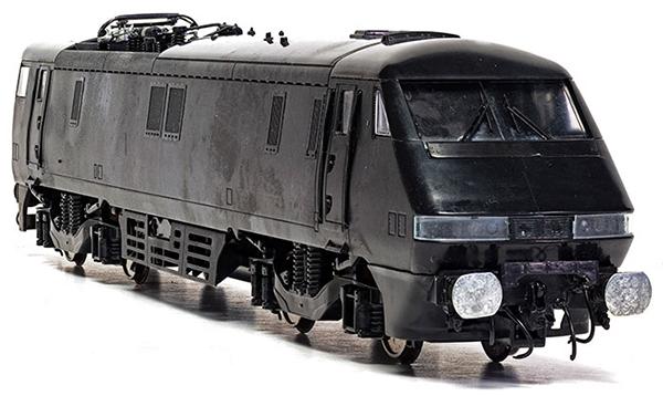 Hornby Class 91