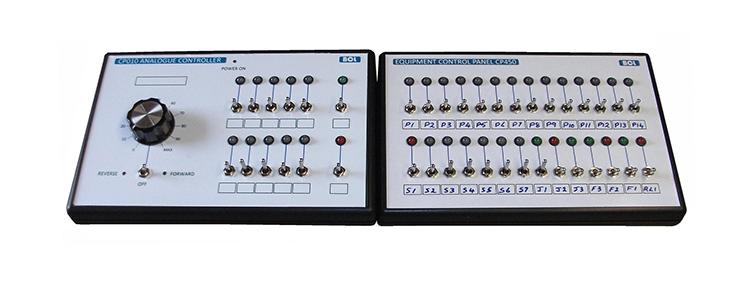 Brimal Components Control Panel