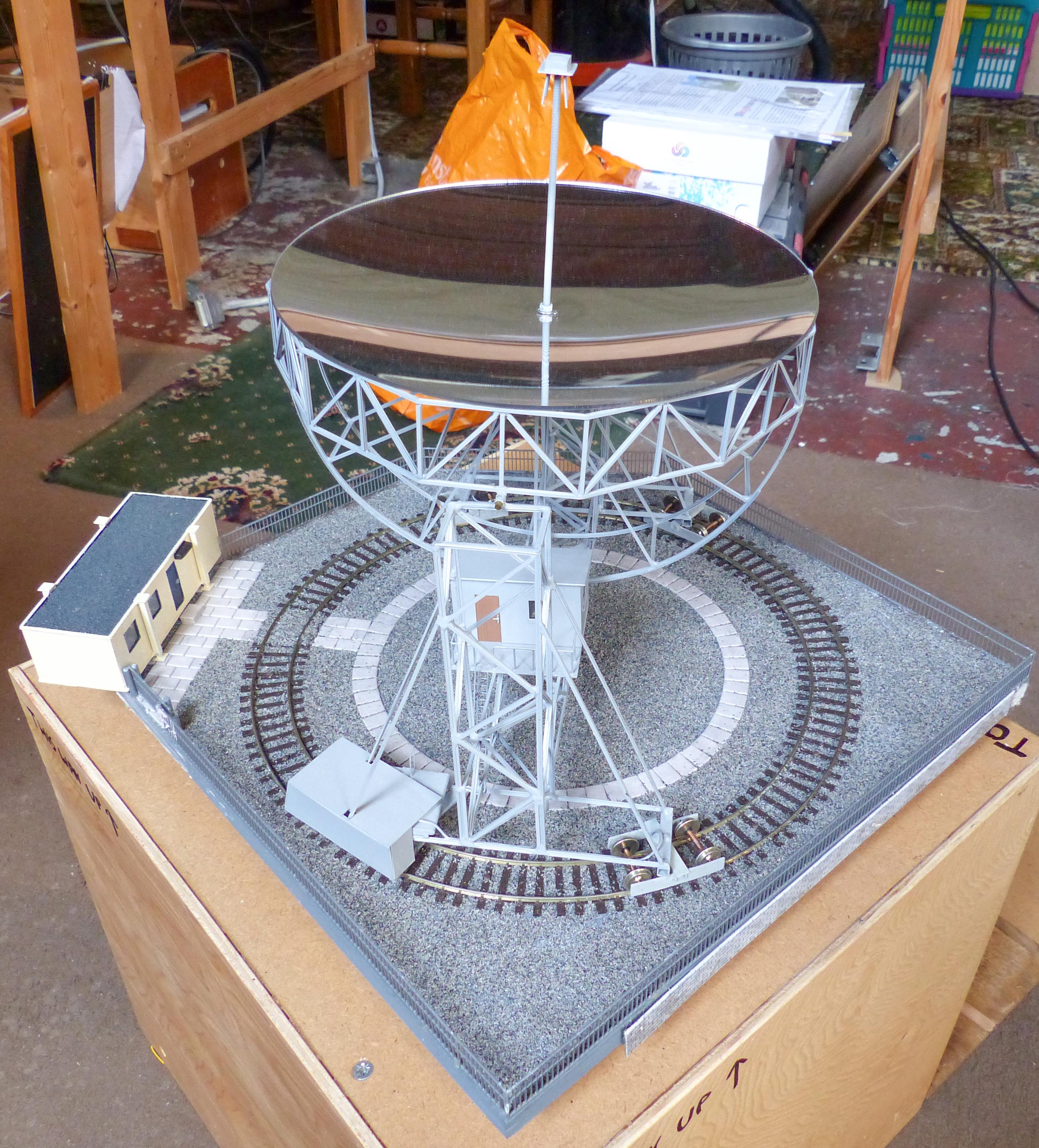 Team Grantham telescope
