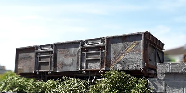 21T mineral wagon
