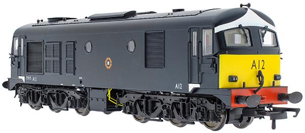 Irish Railway Models CIE A Class locomotive