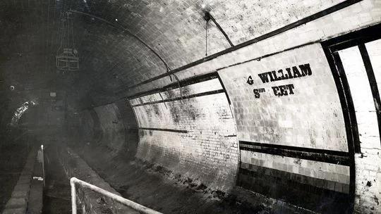 Holborn Kingsway underground station
