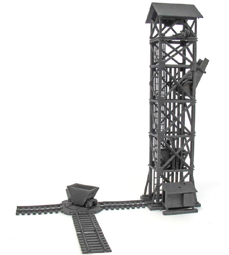Ferro-Train coal loader