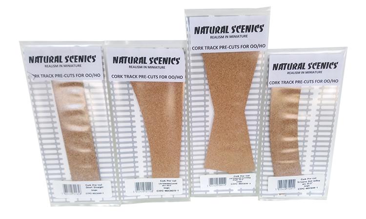 Natural Scenics cork underlay