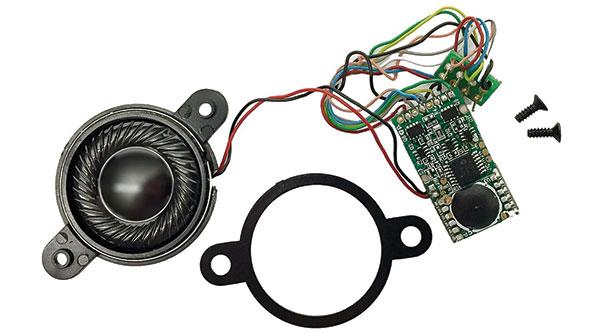Hornby DCC decoder