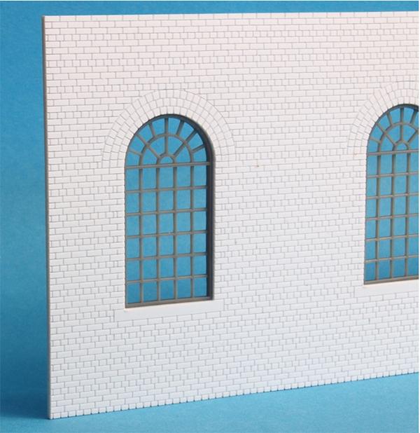 dexters cove modular industrial wall