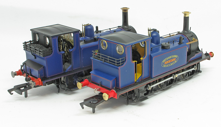 Front: Rails   Rear: Hornby