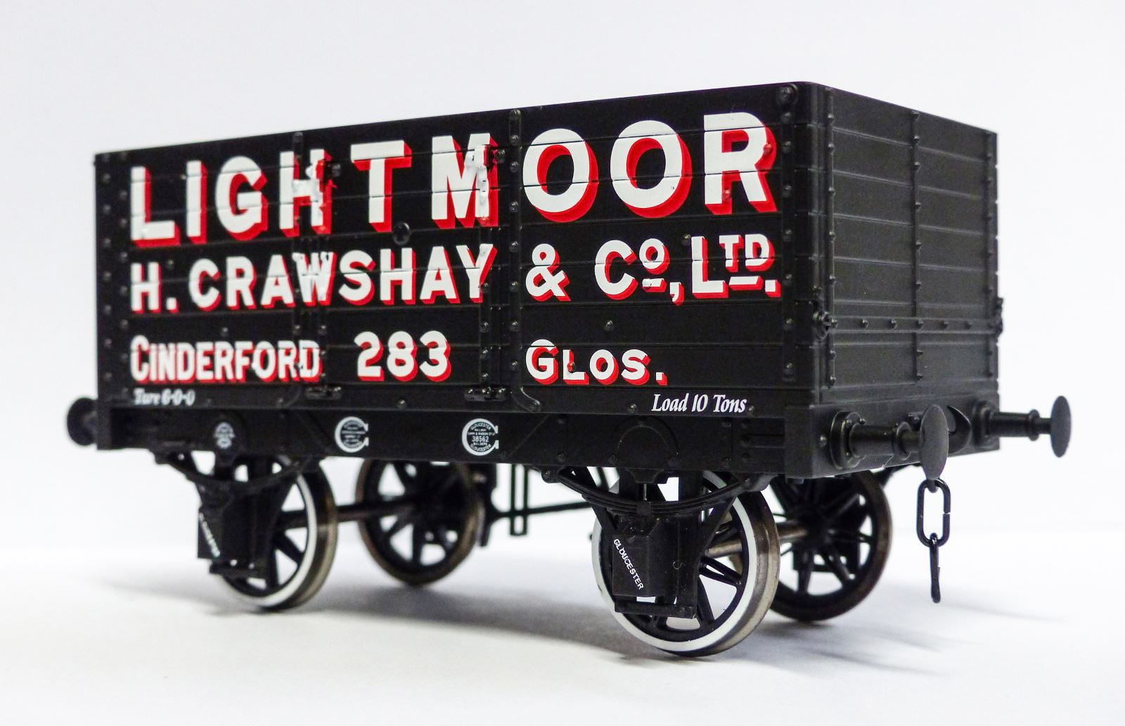 Dapol 7-plank private owner wagon