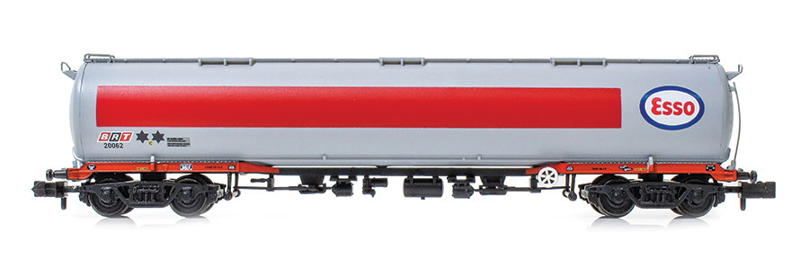 REVIEW: Graham Farish 100T TEA BOGIE Tanker