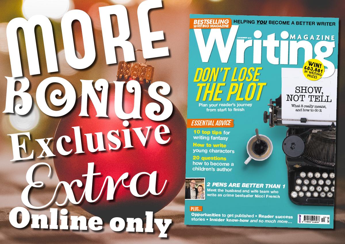 Read more, write better - Writing Magazine bonus content