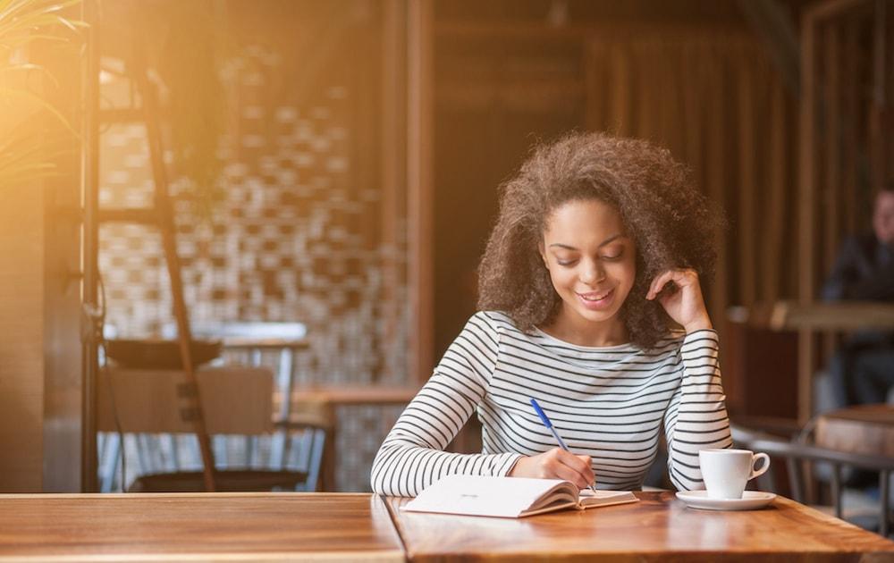 The healing power of writing