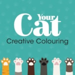 Free Gift: Creative Cat Colouring Book
