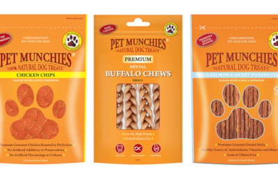 Win Pet Munchies treats!