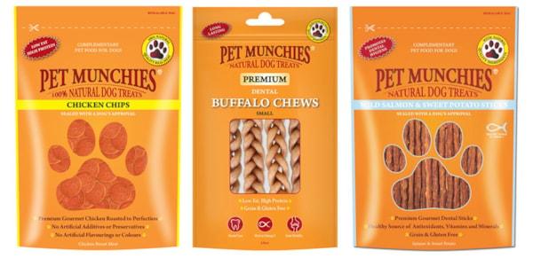 Win Pet Munchies treats!